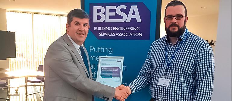 CFS BESA Award