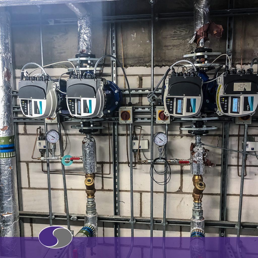 heating pump repair in nottingham complete new system