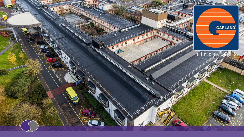 STRESSPLY FLEX PLUS system-membrane-Hospital-credit Garland UK