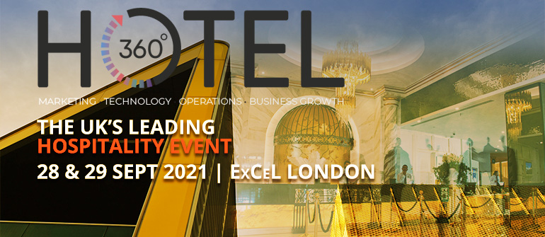 CFS at Hotel360 Expo at ExCeL London